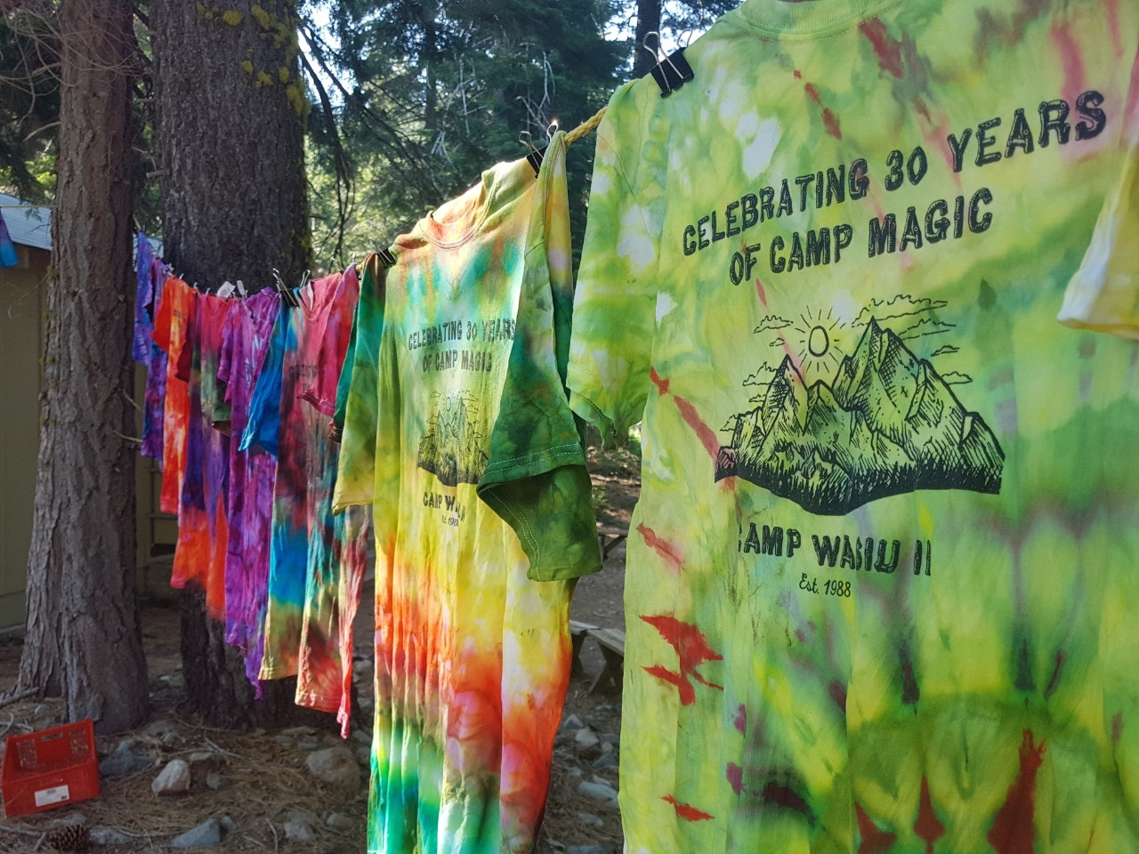 Camp Wasiu II T-Shirt