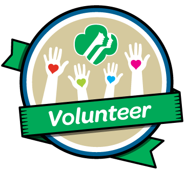 Volunteer Badge Image