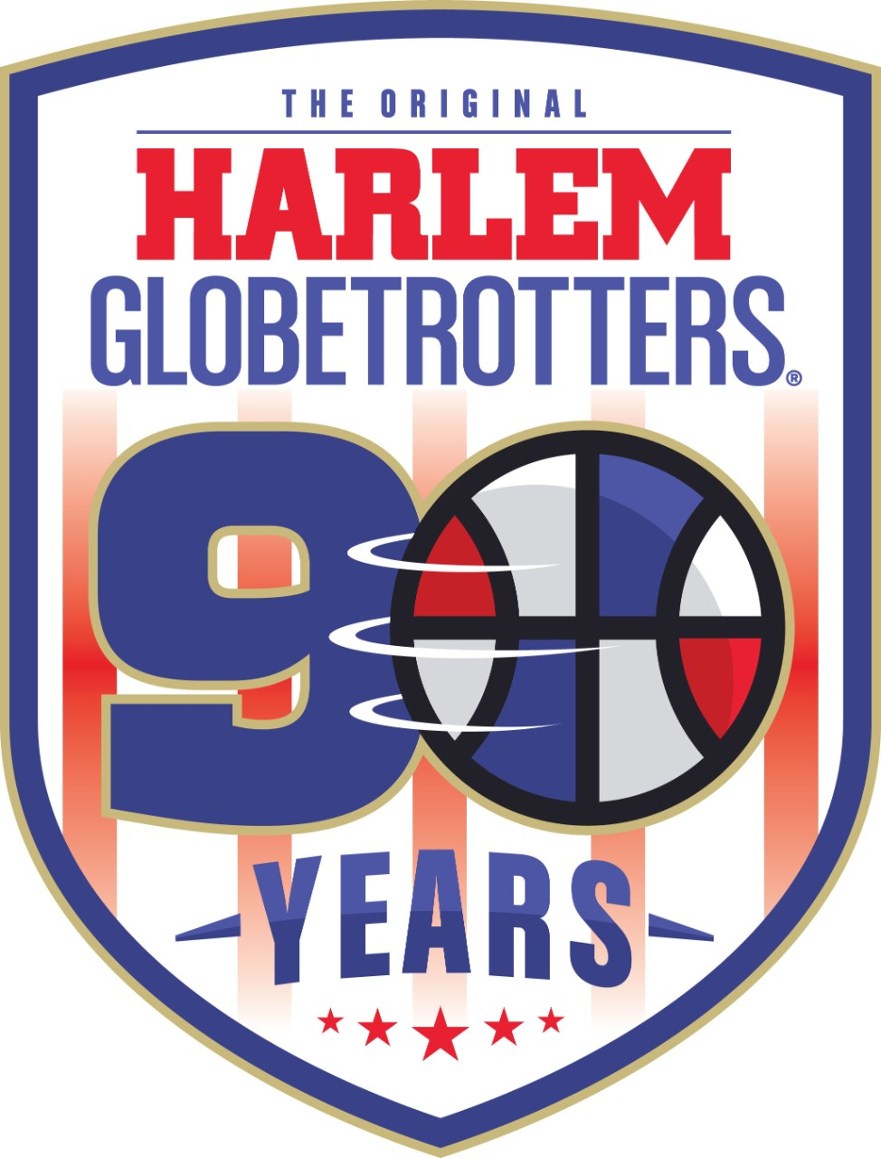 The Harlem Globetrotters Logo