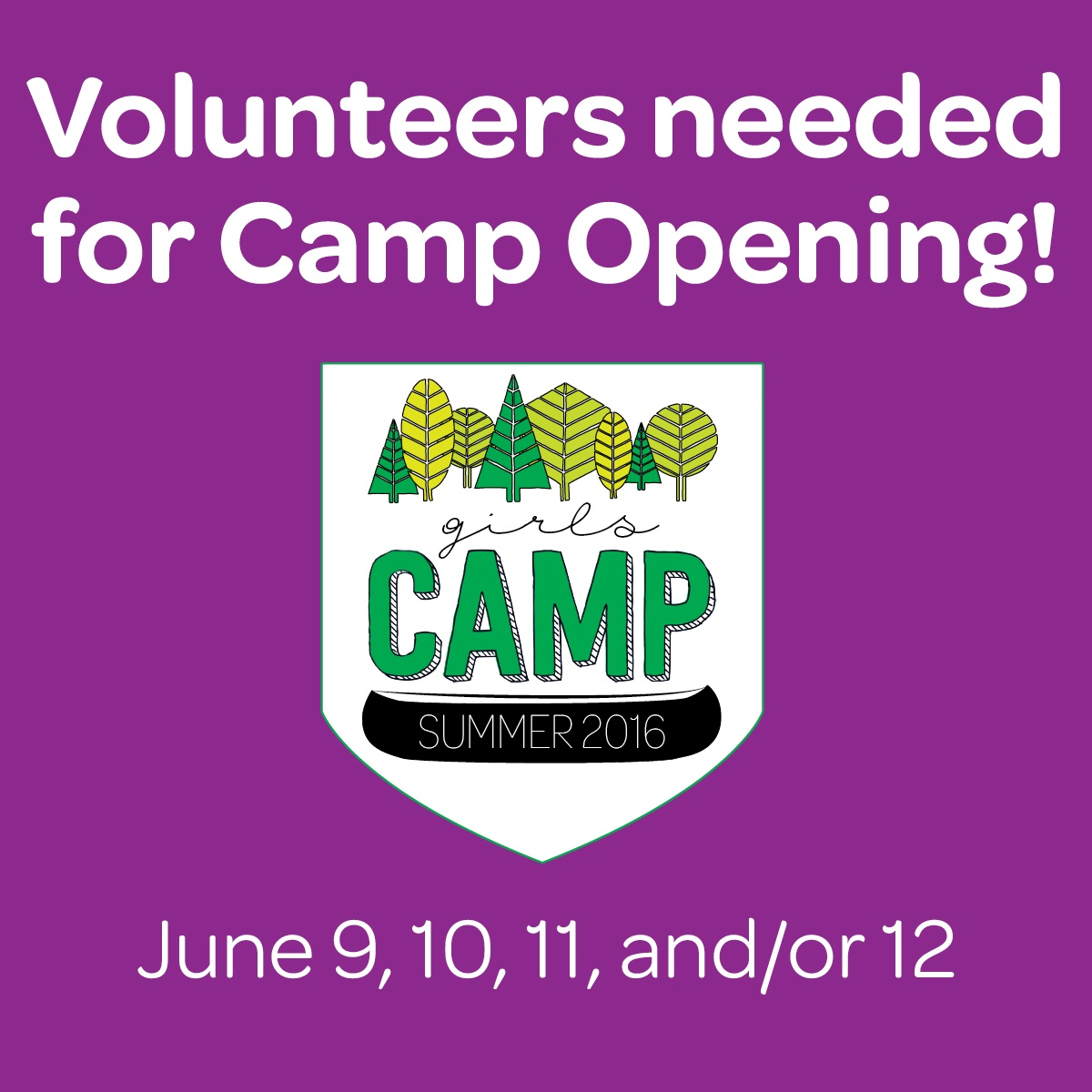Camp Open